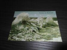 Zandvoort - Wellen - Groeten uit Zandvoort - AK - gelaufen - 1975