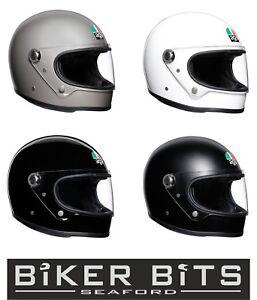 AGV X3000 Modern 2019 Retro Legends Bullitt Motorcycle Helmet
