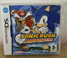 Brand New and Sealed Sonic Rush Adventure (Nintendo DS)
