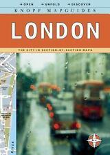 Knopf Mapguide London (Paperback or Softback)