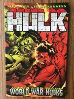 Hulk volume 6 World War Hulks by Jeph Loeb - Marvel Comics 2011 Trade Paperback