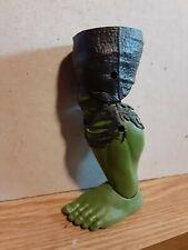 Marvel Legends Smart Hulk baf Left Leg