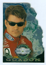 Jeff Gordon 1996 96 Wheels Crown Jewels Birthstones Of A Champion Die Cut Insert