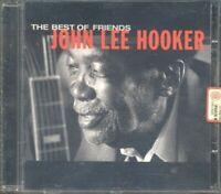 John Lee Hooker - Best Of Friends (Santana/Van Morrison/Ben Harper/Clapton) Cd