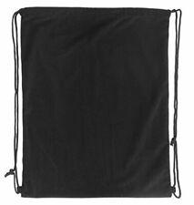 Pardao Velvet Luxury Gift Bag - 17 x 20 - Large Black Drawstring Backpack - Cl..