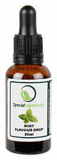 Special Ingredients Mint Flavour Drop 30ml Highly Concentrated