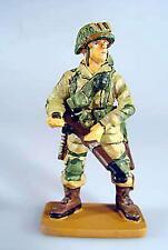 Del Prado MAW005 US Army Airborne Parachute Field Officer 1944 - RETIRED -MINT
