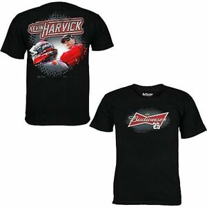 Kevin Harvick 2013 Chase Authentics #29 Budweiser Chassis Tee FREE SHIP