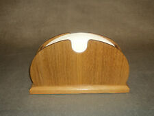 Handcrafted Quarter Sawn White Oak Coffee Filter Holder for Melitta #4