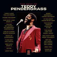 Teddy Pendergrass - The Best Of Teddy Pendergrass [New Vinyl LP] 140 Gram Vinyl