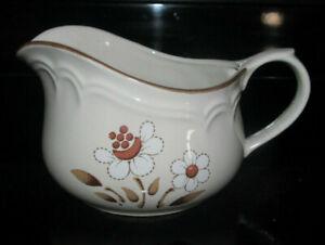 Stoneware by Hearthside Small Gravy Boat Bowl Cumberland Mayblossom Japan