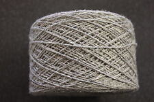 Bolas de 100g 45% lana, 35% Acrílico, 20% Nailon Hilo De Tejer - 4ply-Gris