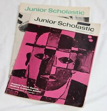 Junior Scholastic - October 12, & 19, 1967