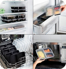 30 x TripWorthy Re-Usable Microwave Safe Non Toxic Food Preparation Containers