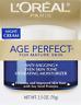 Loreal Age Perfect Night Cream for Mature Skin 2.5 Oz