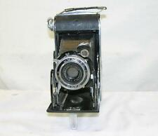 AGFA BILLY RECORD 7.7 FOLDING CAMERA-AGFA ANASTIGMAT JGESTAR 7.7 LENS
