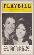 "Barbara Feldon & Laurence Luckinbill   ""Past Tense""  Playbill 1980"