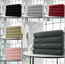 2 / 4 Pieces Egyptian Cotton Towels Large Bath Sheet Super Soft Towels Bale Sets