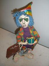 "Hallmark Shoebox ""Maxine"" Plush Shelf Sitter Birthday Gift Hat"
