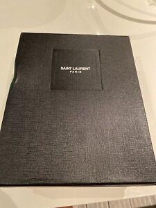 Saint Laurent Small Black Wallet On Chain
