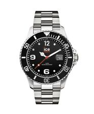 Ice-Watch Men's Watch Ice Steel Black Silver M 016032