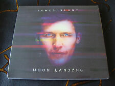 Slip Album: James Blunt : Moon Landing : Deluxe Limited Edition : Sealed