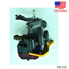 New Rear Brake Caliper Assembly For HONDA ATC 200X 1983-1985 With Pads