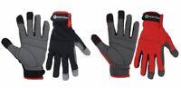 New Searcher Metal Detecting Gloves (Large / XL) (Red / Black) - DETECNICKS LTD