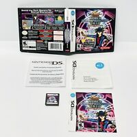 Yu-Gi-Oh 5D's World Championship Tournament 2010 Reverse of Arcadia DS -TESTED!!