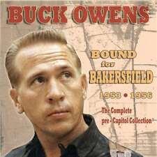 BUCK OWENS - Bound for Bakersville CD (1953-1956) SEALED!