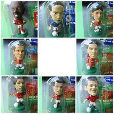 Lot of 8 ProStars Prso Henry Baros Rooney Pires Owen Ronaldo Nistelrooy Football
