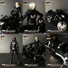Hot! 2009 ZCWO Toys ZC Girls 1/6 Bike Girl Rosanna with Motorcycle 2.0 Pale Vers