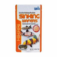 Hikari Sinking Wafers 110g Tropical Catfish & Loaches Sinking Wafer Disc Food