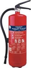 Smartwares Pulverfeuerlöscher 6kg BB6.4 Feststoff-, Flüssigstoff-, Fahrzeugbrand