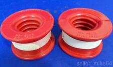 FLEX-CABLE 500 MCM 6418-24 SPLIT COLLARS, LOT OF 2 *PZF*
