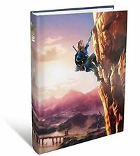 Zelda Breath of The Wild Nintendo Switch & WiiU Strategy Collectors Guide