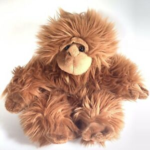 The Puppet Company Orangutan Monkey Puppet Full-Bodied Animal Puppet Jungle Ape