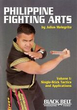 Philippine Fighting Arts by Julius Melegrito Vol.1A: Single-Stick Section (Dvd)