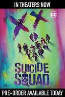 Suicide Squad (DVD, 4K Ultra HD Blu-ray/Blu-ray)