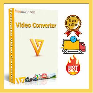Freemake Video Converter Gold ✅ 2020 ✅Lifetime Activation Key✅