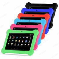 Universal Soft Silicone Gel Rubber Shockproof Case Cover For 7 inch Tablet XGODY