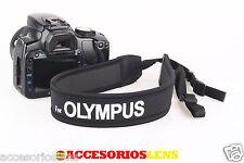 Correa ajustable de neopreno de cuello para camara OLYMPUS