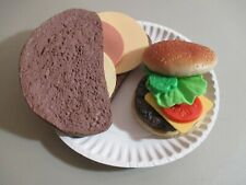 Imitation Realistic Looking Food Plastic, Lot of Variety