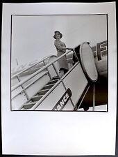 Photo Francis Apesteguy - Brigitte Bardot 1960 - Tirage argentique 30 x 40 -