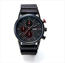 Nissan NISMO Collection PREMIUM chronograph watch carbon Watches 2018 DHL EMS JP