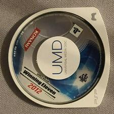 USED PSP World Soccer Winning Eleven 2012 JAPAN UMD ONLY