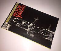 Moon Knight #25 (1982) Marvel ~ 1st Black Spectre, Bill Sienkiewicz 🔑