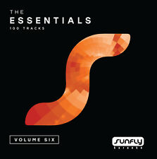 Sunfly Karaoke Essentials Vol.6 - 6 Disc Pack (CD+G) Direct From Sunfly