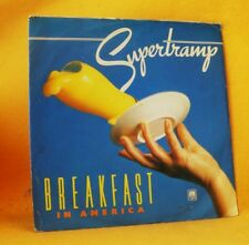 "7"" Single Vinyl 45 Supertramp Breakfast In America 2TR 1979 MINT VINYL Prog Rock"