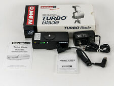 Quantum Instruments Turbo Blade Battery Pack + Ccke (Nikon) Power Cable